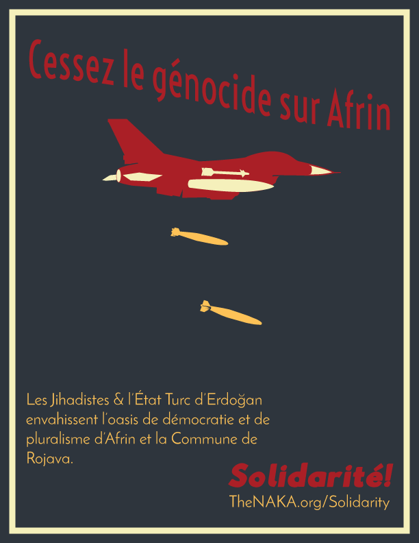Stop Afrin Genocide